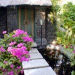 【バリ発着】 天然温泉が湧き出るミンピリゾート滞在 コートヤードビラルーム利用5DV付4日間