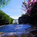 5月~10月 名古屋発着 天然温泉が湧き出るミンピリゾート滞在パティオルーム利用5DV付5日間